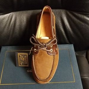 Sperry  A/O 2 eye brown/buc